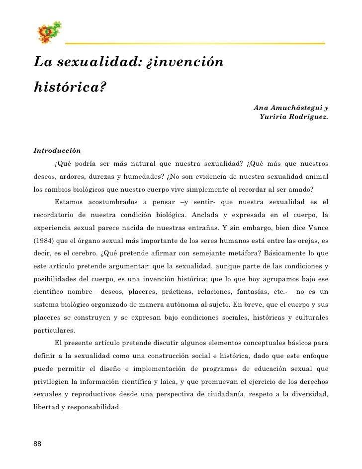 01 05 La Sexualidad