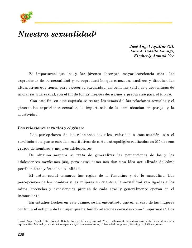 Nuestra sexualidad1                                                                                      José Angel Aguila...