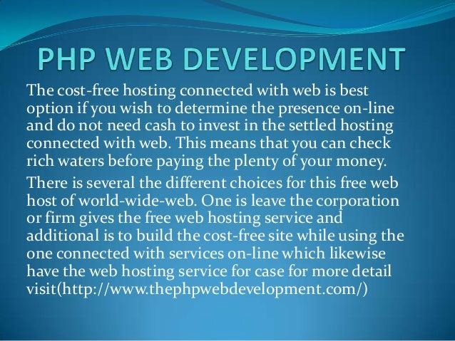 thephpwebdevelopment