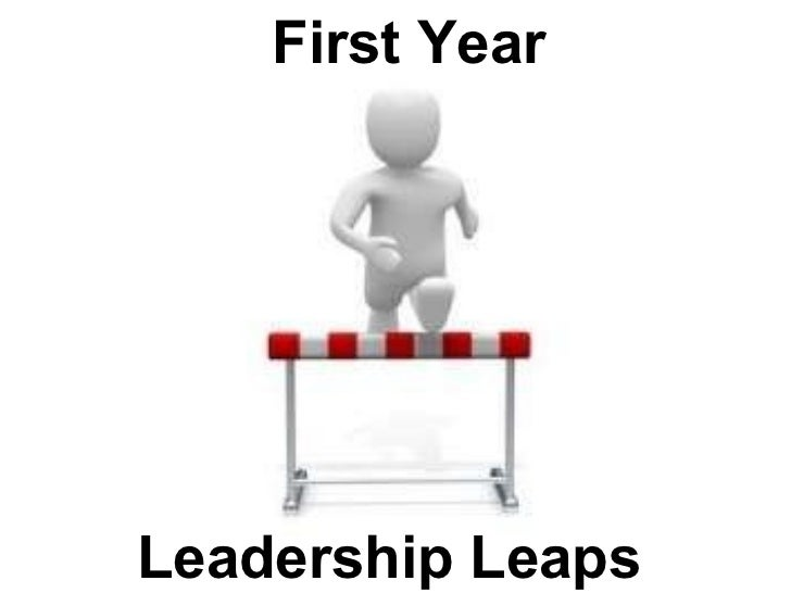 Leadership Leaps First Year