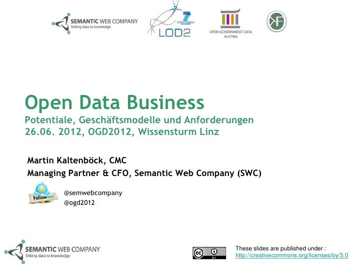 Linked Open Data Business