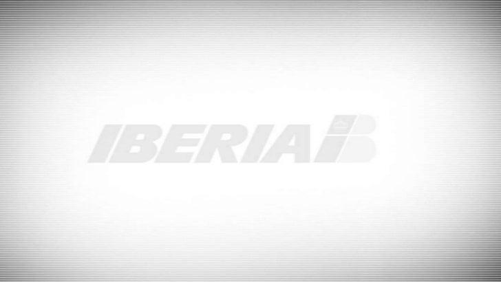 La Gamificación para una compañía aérea                           © Iberia 12 / Todos los derechos reservados