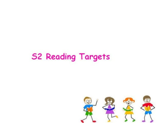 S2 Reading Targets