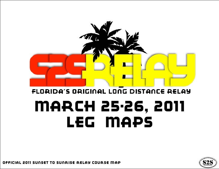 2011 S2S Course Maps - PDF
