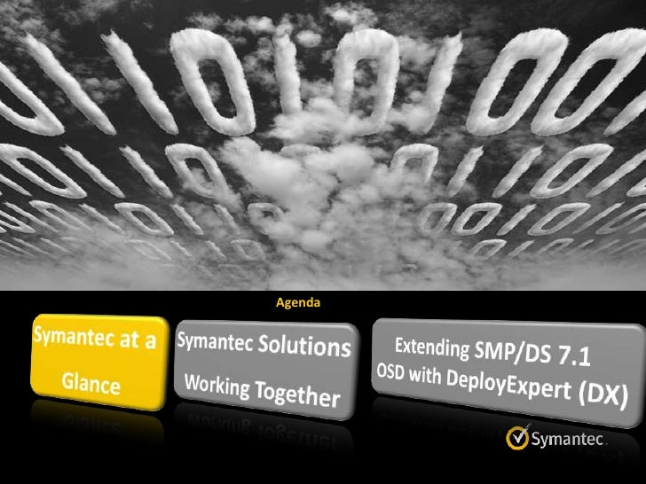 Symantec Solutions Working Together