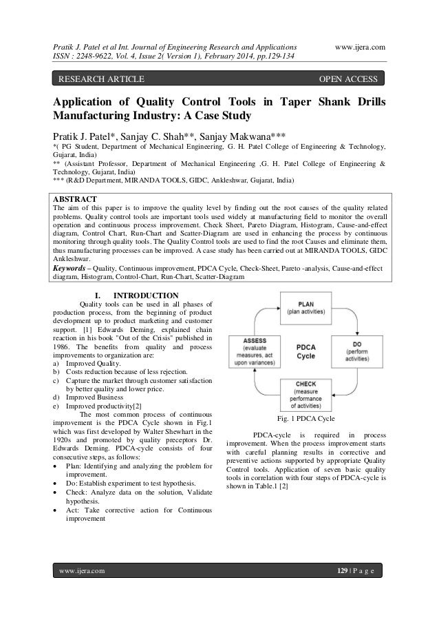 Pratik J. Patel et al Int. Journal of Engineering Research and Applications ISSN : 2248-9622, Vol. 4, Issue 2( Version 1),...