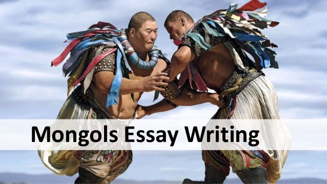 essay about the mongols Voices from the twelfth-century steppe is an essay on interpretation of the  secret history of the mongols, and on my encounter, as a creative writer, with this .