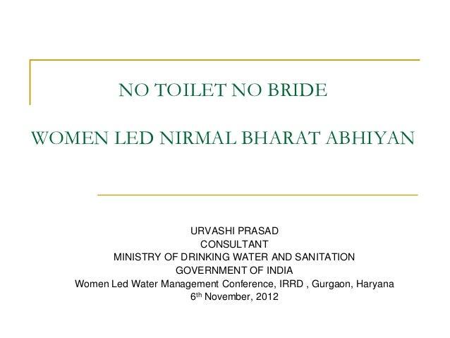 S5   3 urvashi prasad women and sani ppt final with photo