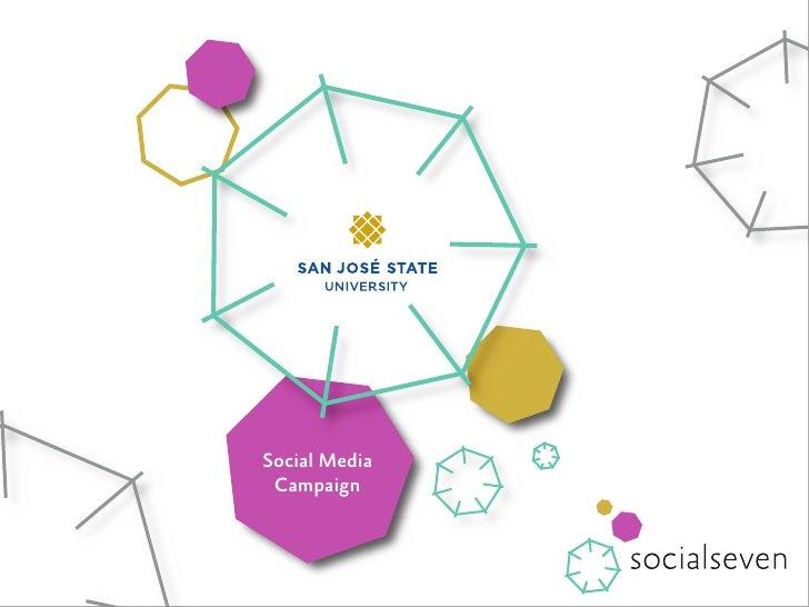 [SJSU] Social Media Strategy