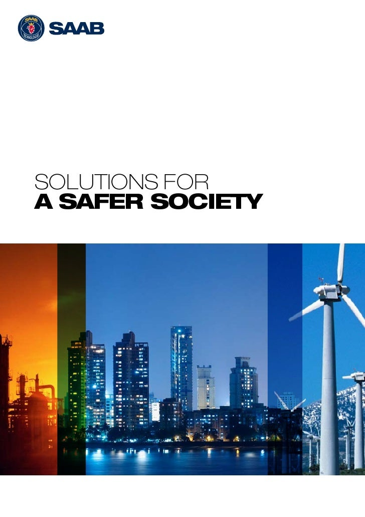SOLUTIONS FORA SAFER SOCIETY