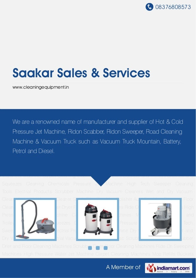 08376808573A Member ofSaakar Sales & Serviceswww.cleaningequipment.inDry Vacuum Cleaners Wet and Dry Vacuum Cleaner Indust...