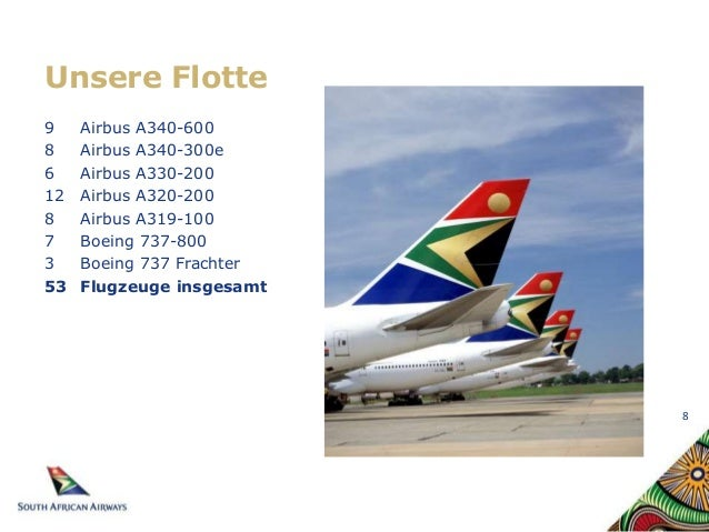 South African Airways Mice By Melody Presentation 2016