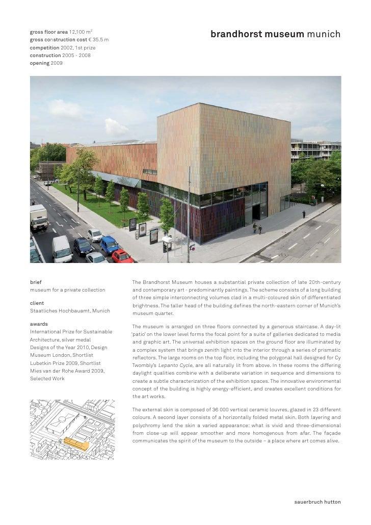 gross floor area 12,100 m2gross construction cost € 35.5 m                                                                ...