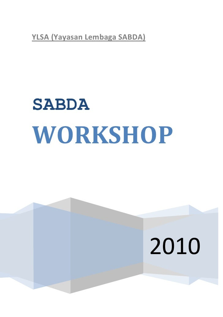 SABDA Workshop