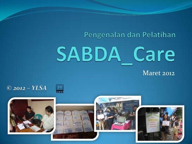 SABDA_Care