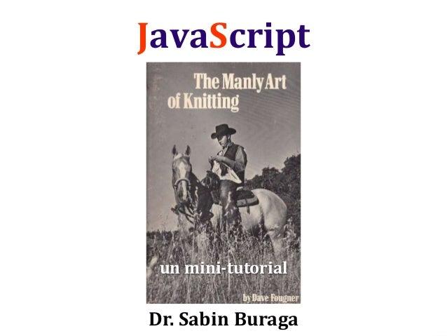 Un mini-tutorial JavaScript