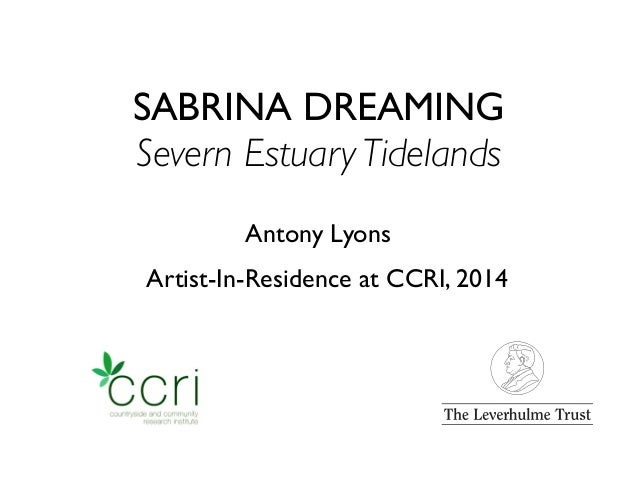 Sabrina Dreaming - Severn Estuary Tidelands