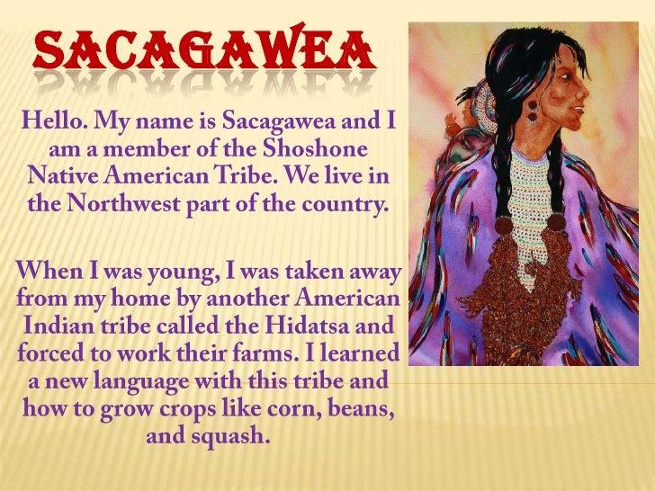Sacagawea wedding
