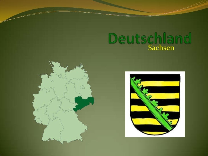 Deutschland<br />Sachsen<br />