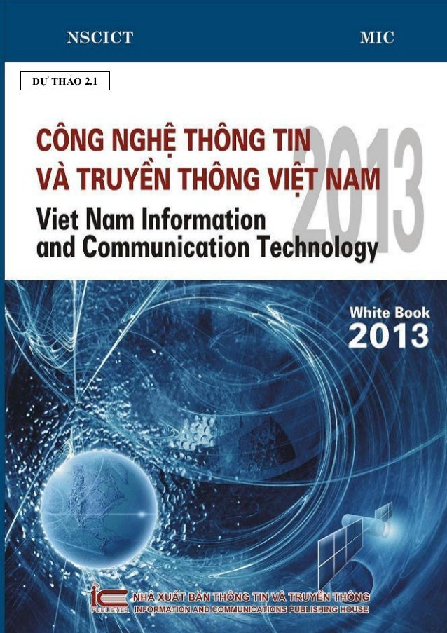 Vietnam IT White Paper 2013 - Ministry of Information & Communication