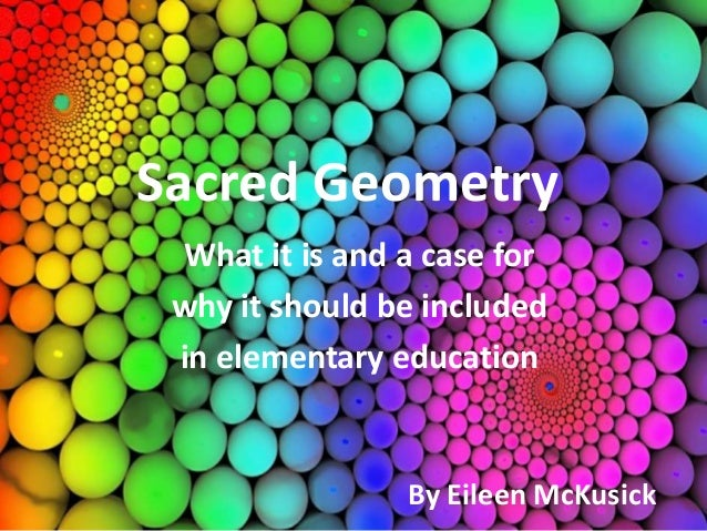 Sacred Geometry Overview