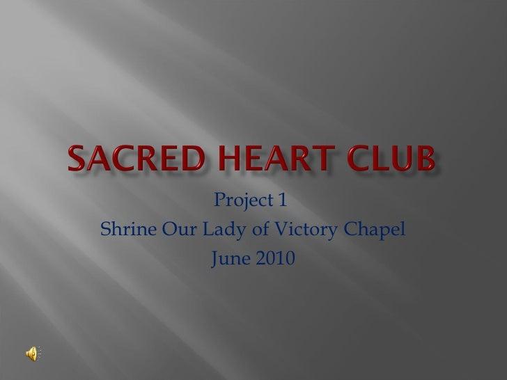 Sacred heart club