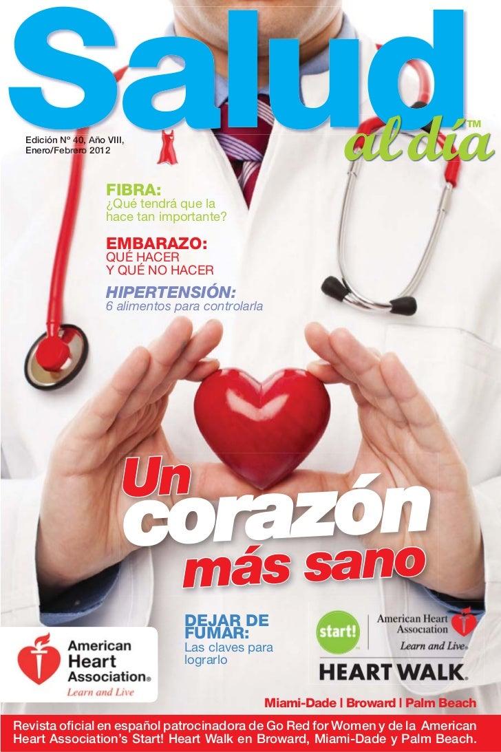 SADM Edicion # 40, Año VIII, Ene Feb 2012