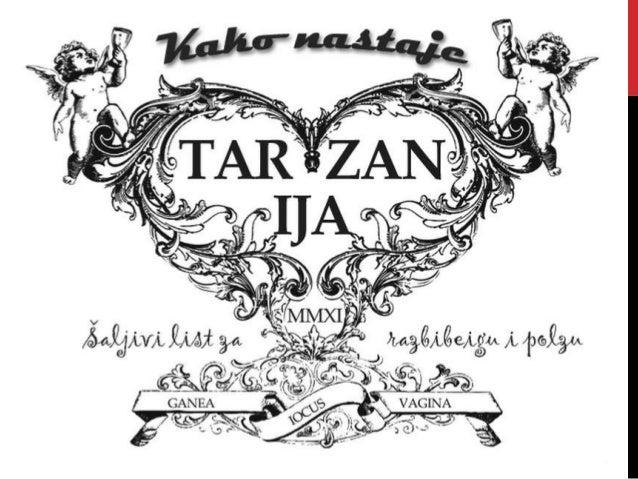 Sadržaj na internetu - Tarzanija