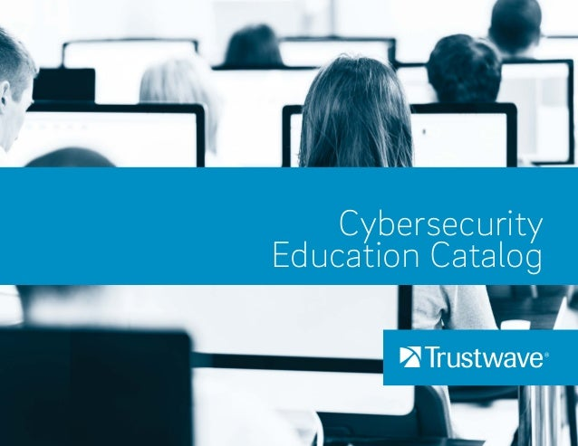 Security Awareness, Training and Education Catalog