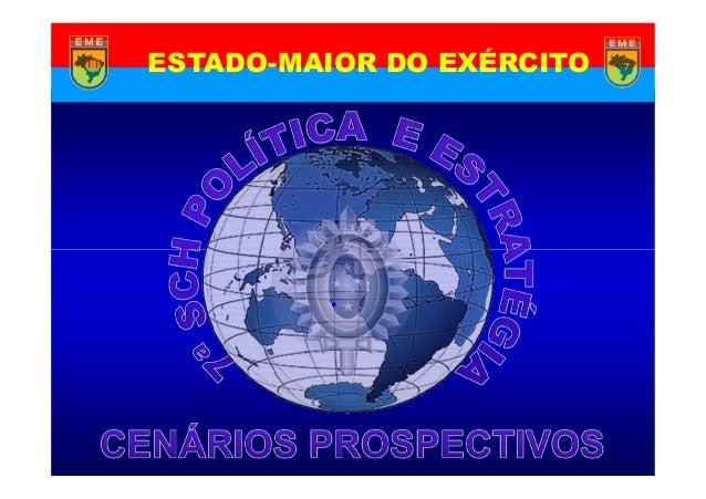 ESTADO-MAIOR DO EXÉRCITO