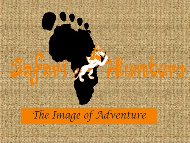 The Image of Adventure
