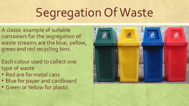 essay on segregation of waste at home Essay on segregation - get started with essay writing and write the best college research paper ever why be concerned about the essay on segregation of waste at home.