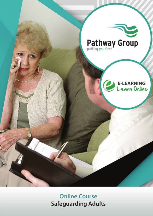 Safeguarding Adults, E-learning Pathway Courses, Pathway Group