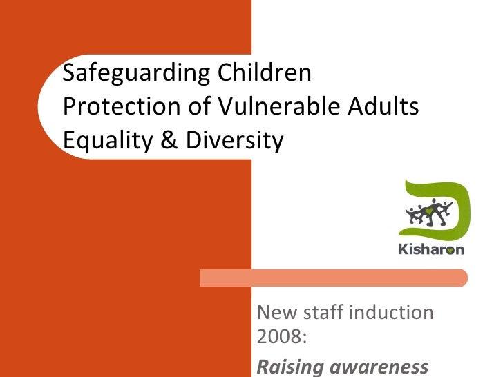 Safeguarding Presentation Nov 08