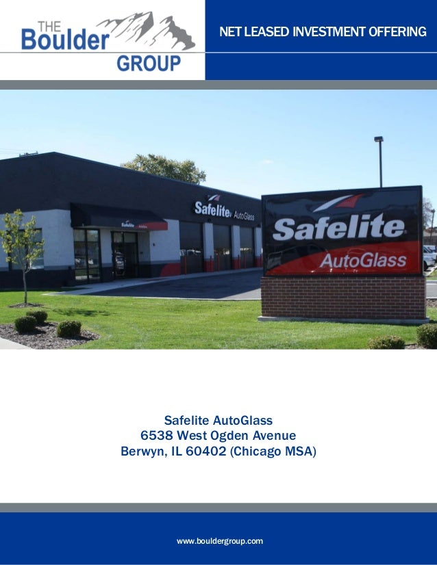 Net Lease Property for Sale (Chicago MSA)