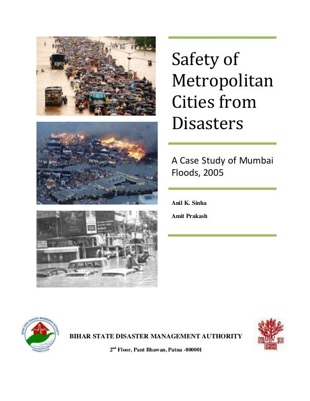 Safety of                                 Metropolitan                                 Cities from                        ...