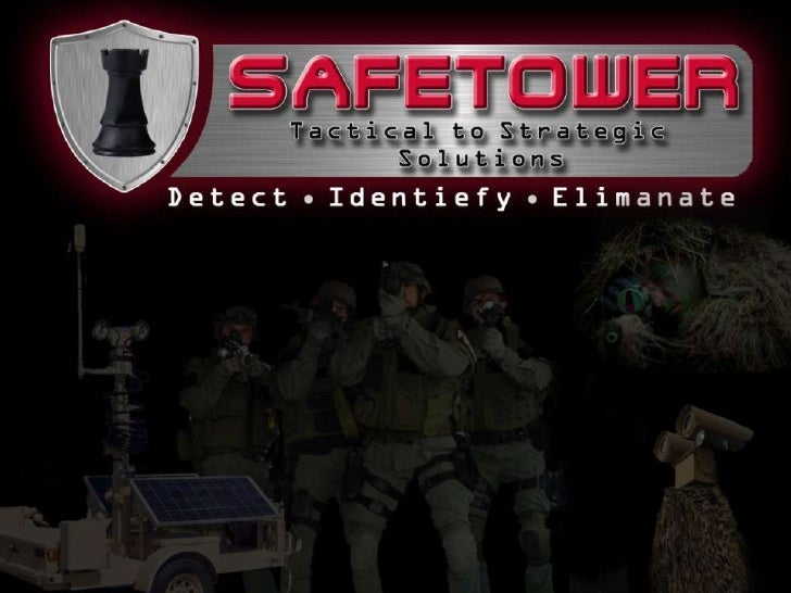 Safetower demo presetation1