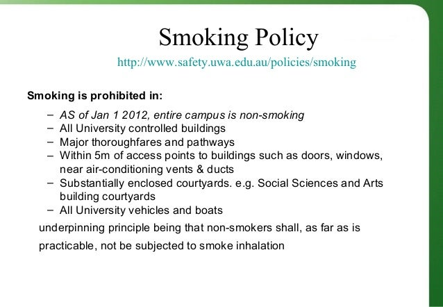 no smoking policy 2 why did marriott implement the smoke-free hotel policy the majority of guest requests favor a non-smoking hotel environment the only way to provide this.