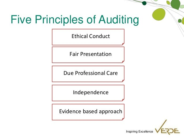 an overview of auditing A financial audit is conducted to provide an opinion whether financial statements overview the audit opinion is intended to provide reasonable assurance.