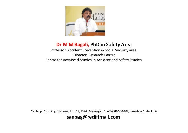 MM Bagali Safety Accident  Poster [Compatibility Mode]