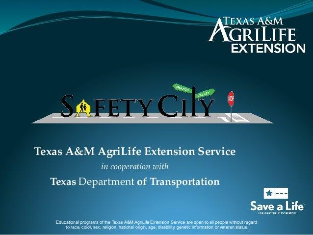 Safety City Program