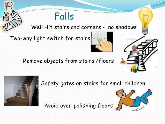 Safety in home 1