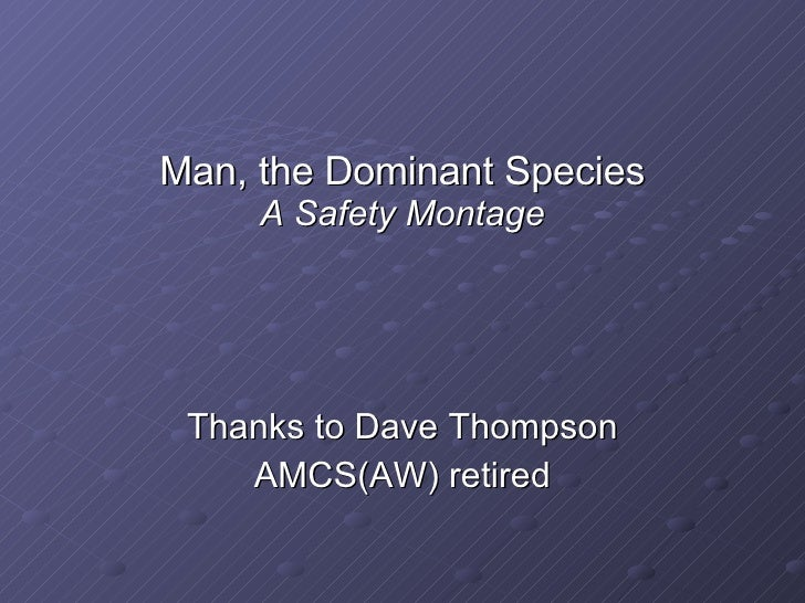 Safety Montage