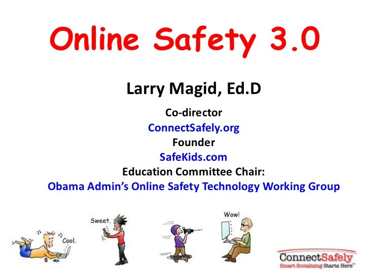 Online Safety 3.0 - Presentation for Parents and Teachers
