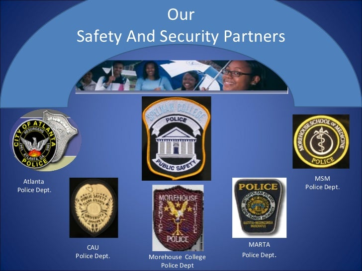 Our               Safety And Security Partners  Atlanta                                                           MSMPolic...