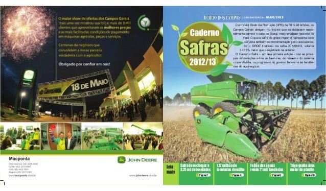 Safras 2012/13