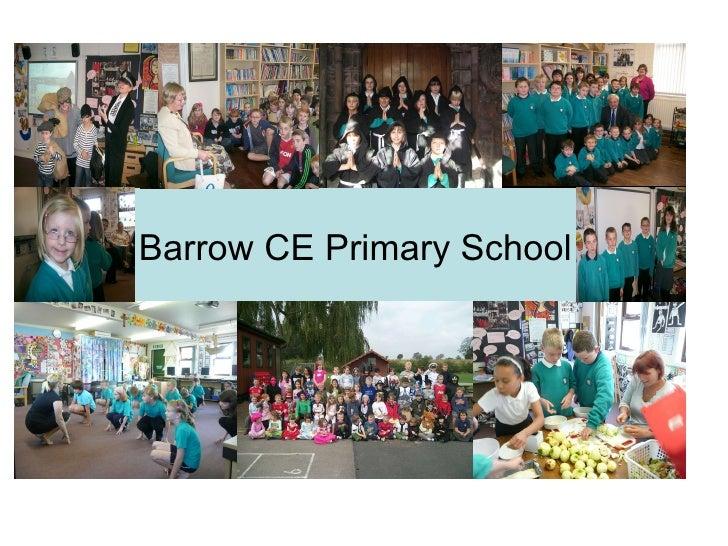 Barrow CE Primary School
