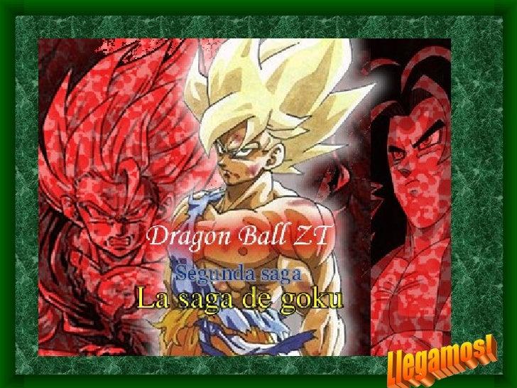 Dragon Ball ZT capitulo 8