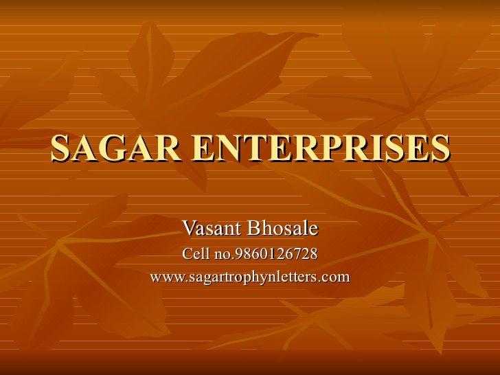 Sagar enterprises