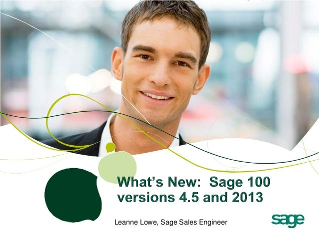 Sage 100 road map caribbean conference